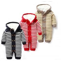 Combenizon tricotat bebelusi